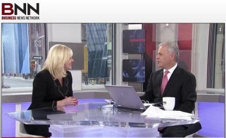 Interview on BNN Business News Network