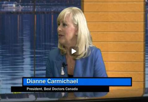 Dianne Carmichael on Professionally Speaking TV