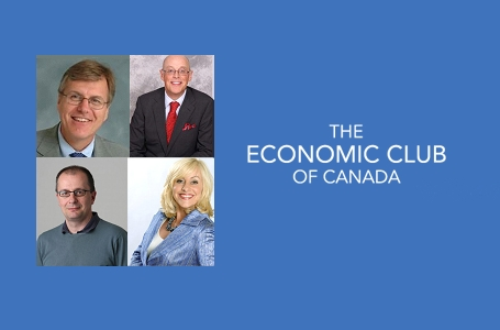 Healthcare Panel at Economic Club of Canada