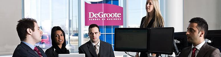 Executive Education with Dianne Carmichael at DeGroote School of Business