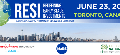 RESI does Toronto, where health means business. Lots of it.