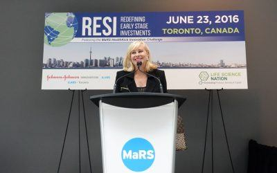 RESI Redefining Early Stage Investments at MaRS