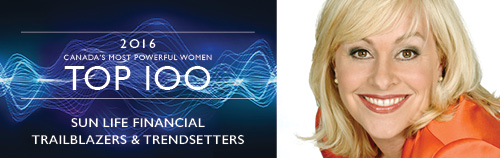 Dianne Carmichael, Top 100 Canada's Most Powerful Women